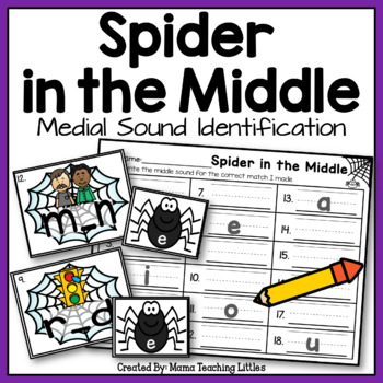 Spider in the Middle - Medial Sound Identification
