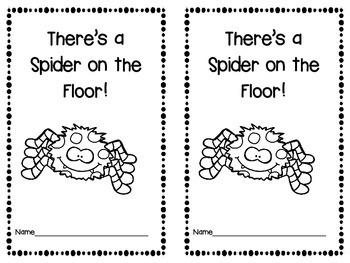 Spider on the Floor Freebie