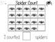 Spider tens frame number match
