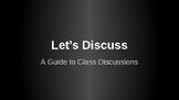 SpiderWeb Discussion Introduction