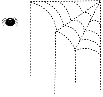 SpiderWeb Line Tracer (Halloween / Fall)