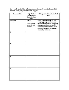SpiderWick Chronicles: Ironwood Tree Comprehension Packet
