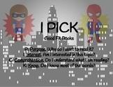 Spiderman-I PICK good fit books