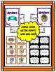 Halloween Activities * Halloween Writing Kindergarten * Spider Writing Center
