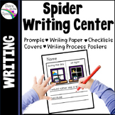 Spider Activities * Spider Writing Center * Kindergarten W