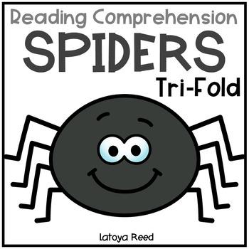 Spiders Tri-Fold