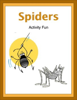 Spiders Activity Fun