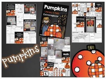 Spiders, Bats, & Pumpkins: Extravaganza BUNDLE
