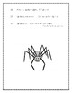 Spiders- By: Gail Gibbons (Question Packet/Book Study)