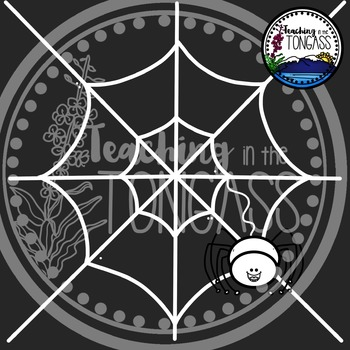 Spiders Clipart (Halloween Clipart)