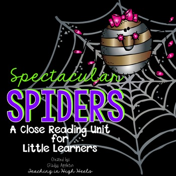 Spiders Close Reading