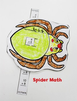 Spiders: Fun Activities for All Subjects