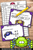 1st Grade Math Task Cards, Special Education Review Games SCOOT
