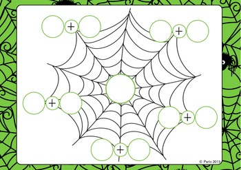 Spiders: Maths Centers