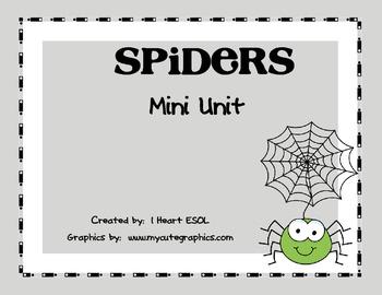 Spiders- Mini Unit