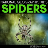 Spiders (National Geographic Kids Book Companion)