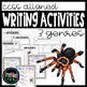 Spiders Non-Fiction Reading and Writing Unit