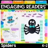 Spiders Nonfiction Reading Comprehension Unit