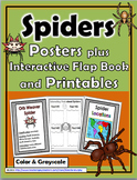 Spider Life Cycle, Spider Science & Literacy, Spider Unit