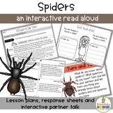 Spiders Read Aloud