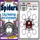 Spiders ( Ready to Print Easy Readings and Worksheets)