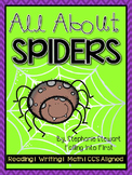 Spiders (Spiders Nonfiction)