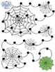 Spider's Web - A Short e Word Board Game
