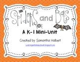 Spiders and Bats Mini-Unit