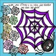 Spiders and Spider Webs Clip Art Set - Chirp Graphics