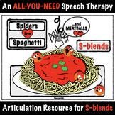 Spiders love Spaghetti