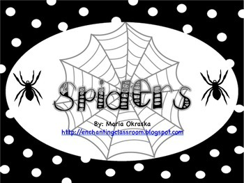 Spiders mini lesson