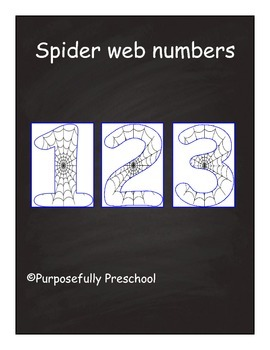 Spiderweb Numbers