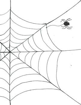 Spiderweb Paper