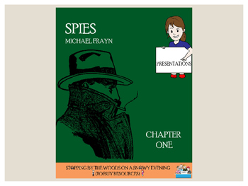 Spies by Michael Frayn - Chapter One
