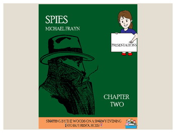 Spies by Michael Frayn - Chapter Two
