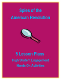 Spies of the American Revolution Unit
