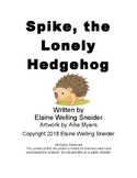 Spike, the Lonely Hedgehog (Magnetic Story)