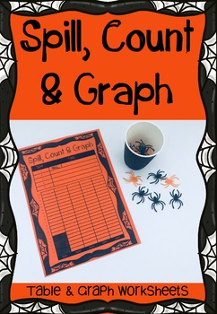Spill, Count & Graph