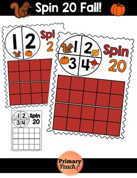 Spin 20!  Fall!