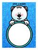 Spin A Buddy / Partner Pairing: Polar Bears