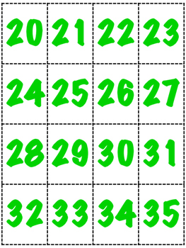 Spin A Number: St. Patrick's Edition