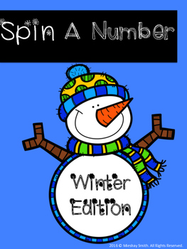 Spin A Number: Winter Edition