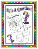 Spin-A-Question!