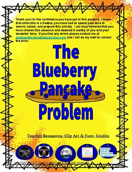 Spin A Real Or Nonsense Compound Word- The Blueberry Pancake Problem
