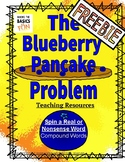 Spin A Real Or Nonsense Compound Word- The Blueberry Panca