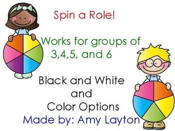 Spin A Role