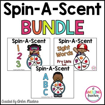 Spin A Scent Bundle