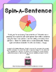 Spin~A~Sentence