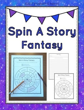 Spin A Story: Fantasy Story Spinner