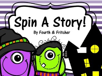 Spin A Story: Halloween